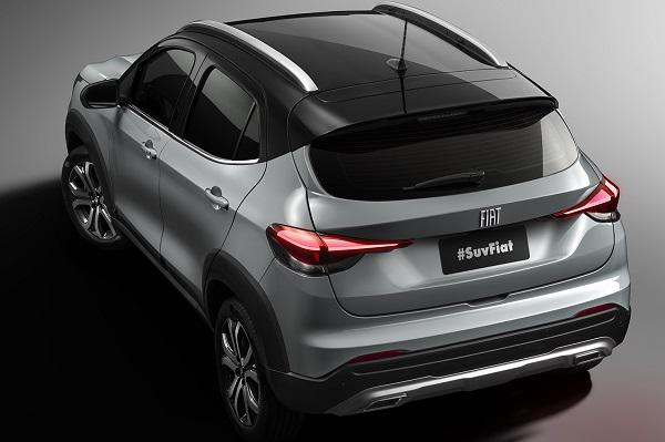Nuevo SUV Fiat Proyecto 363