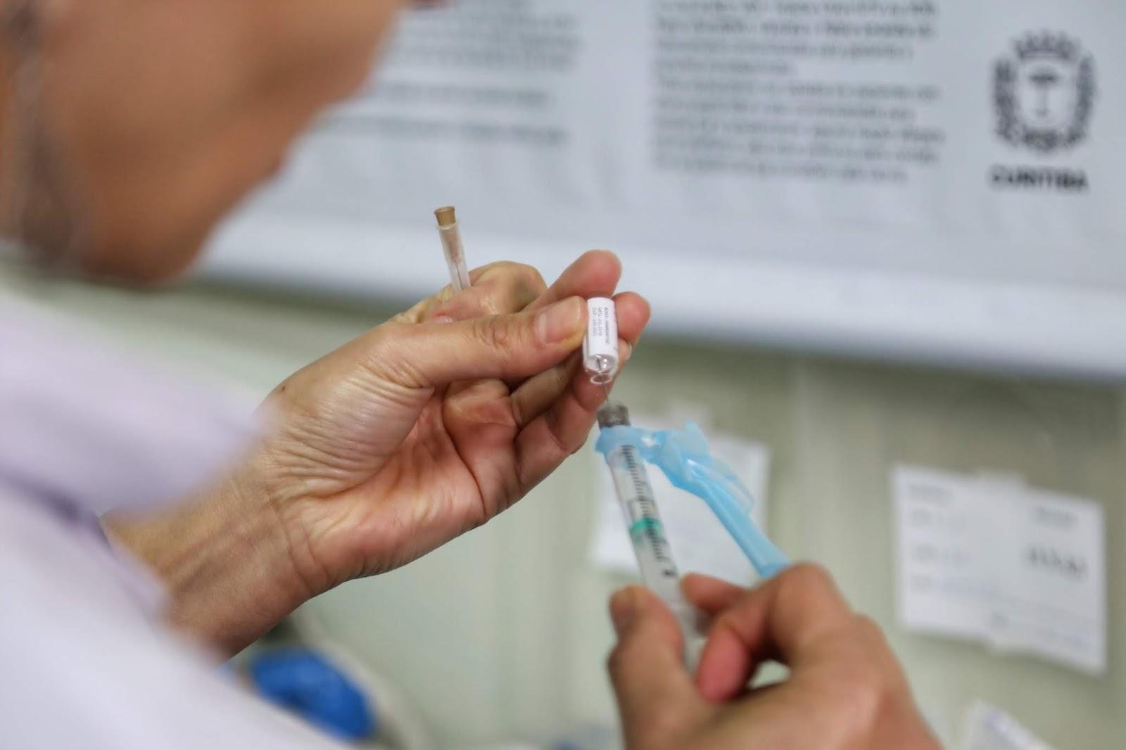 Saúde alerta para vacinação contra febre amarela nas férias