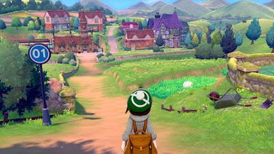 Pokemon Sword NSP Rom Screenshot 1