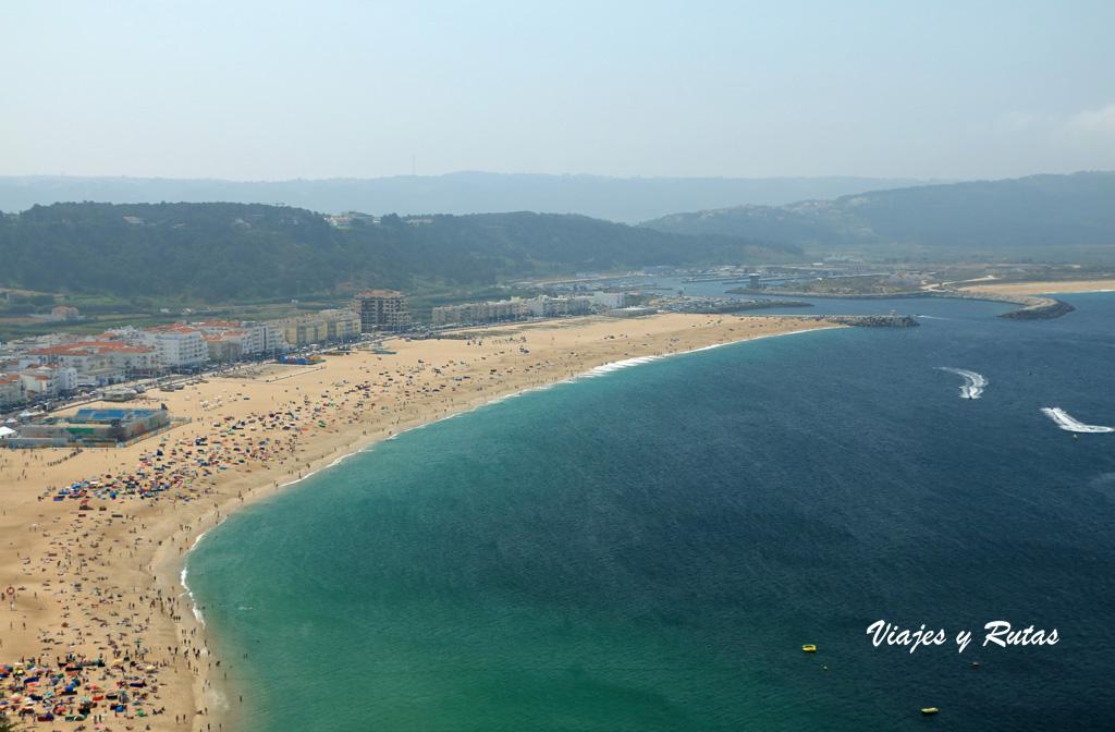 Playa de Nazaré