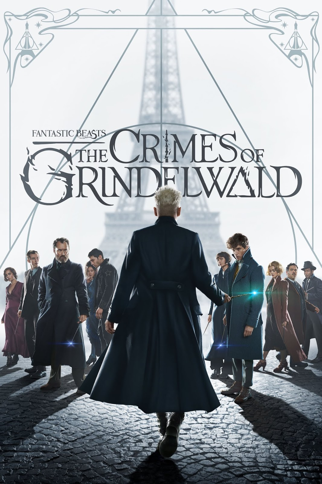 FANTASTIC BEASTS THE CRIMES OF GRINDELWALD TAMIL DUBBED HD