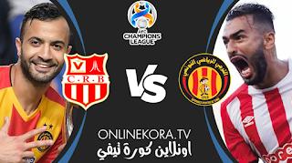 مشاهدة مباراة الترجي الرياضي وشباب رياضي بلوزداد بث مباشر اليوم 22-05-2021 في دوري أبطال إفريقيا
