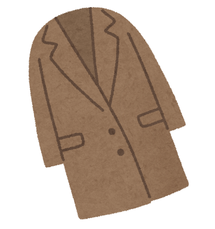 「チェスターコート フリー素材」の画像検索結果