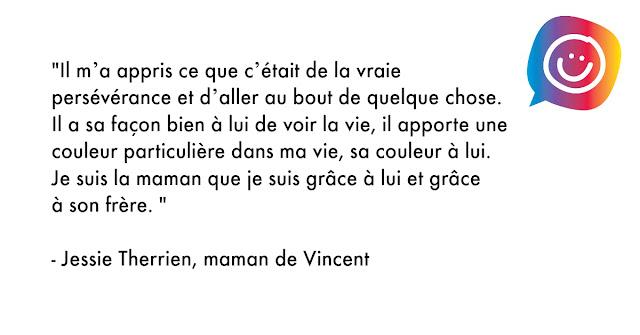 Autisme, la couleur de Vincent #30couleurs Julie Philippon Mamanbooh