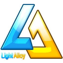 شعار برنامج Light Alloy