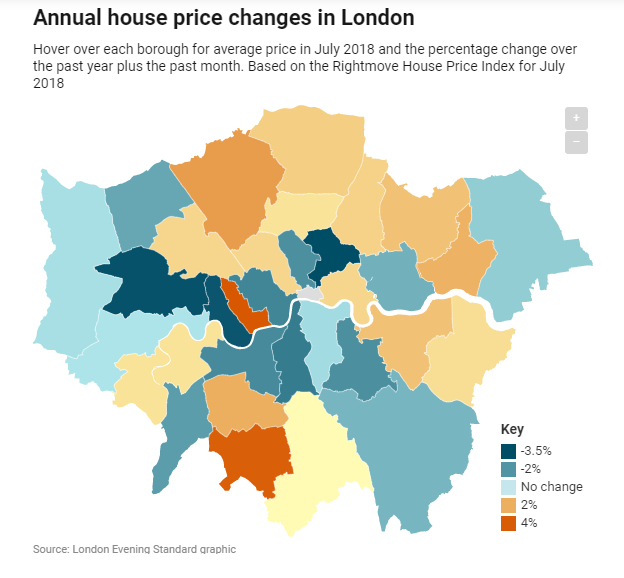 Property Investing 101 House Prices Latestprice Of London