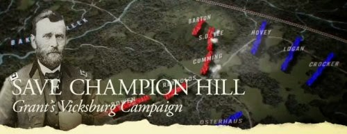 Help save Champion Hill!