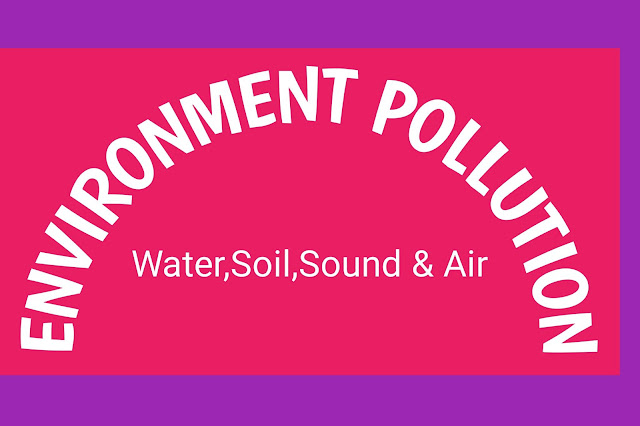 [ eassy]environmental pollution land pollution water  pollution air pollution