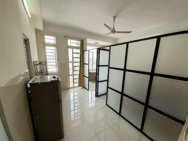 Dân văn phòng 'khoái' căn hộ mini 2 phòng ngủ 5 triệu tại Quận 7