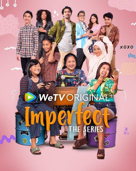 Imperfect : The Series Season 1 Episode 10