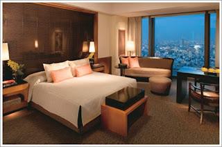 En el hotel Mandarin Oriental en Barcelona 8