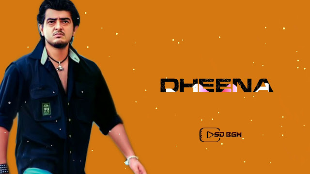 Dheena | Thala Ajith BGM - Ringtone | Background Music - Mp3 Download