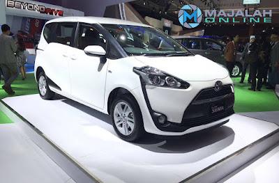 Harga Toyota Jogja 2016