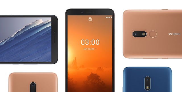 Nokia C3 Launched With 5.99inch HD+ Display, 3GB RAM, Fingerprint sensor & More