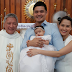 Dingdong Dantes and Marian Rivera's 1st child gets baptized