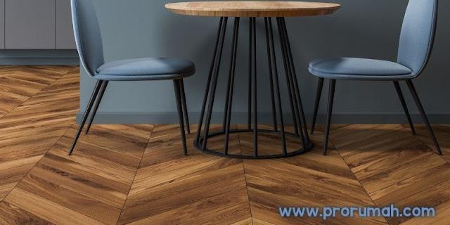 lantai kayu