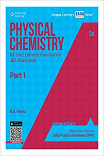 PHYSICAL CHEMISTRY PART 1 FOR JEE BY DR K S VERMA