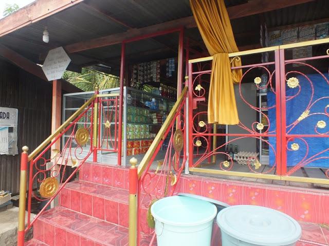 warung tradisi mandar tinambung polman