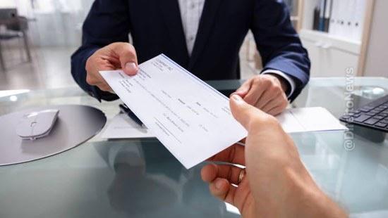 banco responsabilizado cheque sem fundos cliente