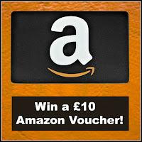 Win a £10 Amazon Voucher