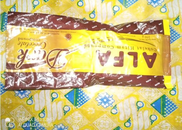 cokelat Alfa untuk membuat Brownies enak