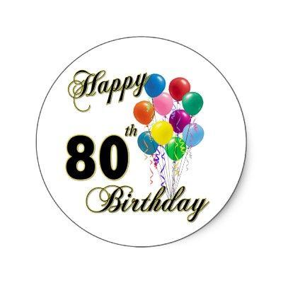 Geburtstagswünsche 80 Jahre Mann