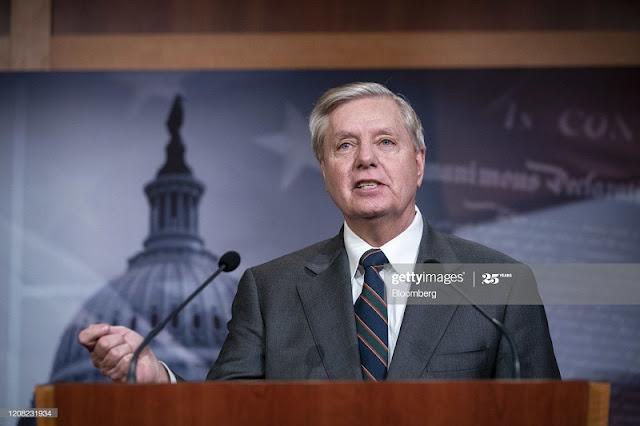 TNS Graham: Thế giới nên đòi Trung Quốc bồi thường vì gây ra đại dịch