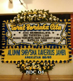 Toko Bunga Pinang Ranti Jakarta Timur
