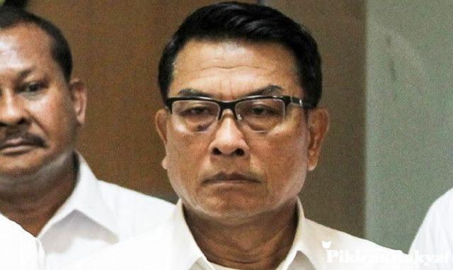 Dokter Ramai-ramai Serang Eks Panglima TNI Moeldoko, 'Tudingannya Berbahaya, Apalagi Pejabat Negara'