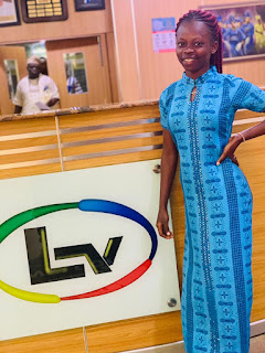 DAMOLAGLORY LIVE AT LTV ON A LUNCH PROGRAM