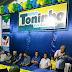 Conveção do DEM em Várzea homologa Toninho candidato à prefeito