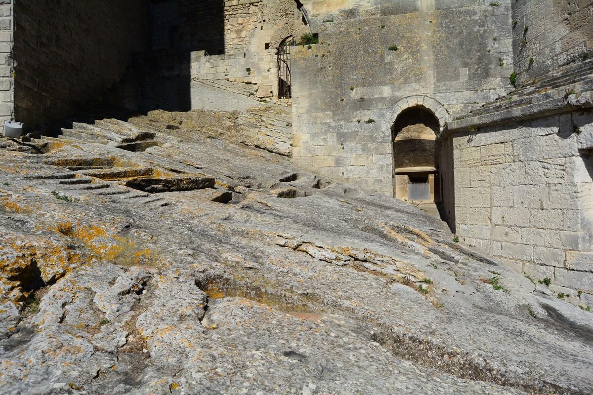 cimetière de l'abbaye de Montmajour