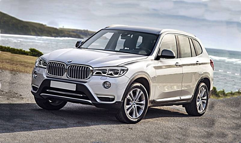 2018 BMW X3 G01 New Spy Shots And Official Release Date >> 2018 Bmw X3 Shows More Skin In Latest Spy Shots Auto Bmw