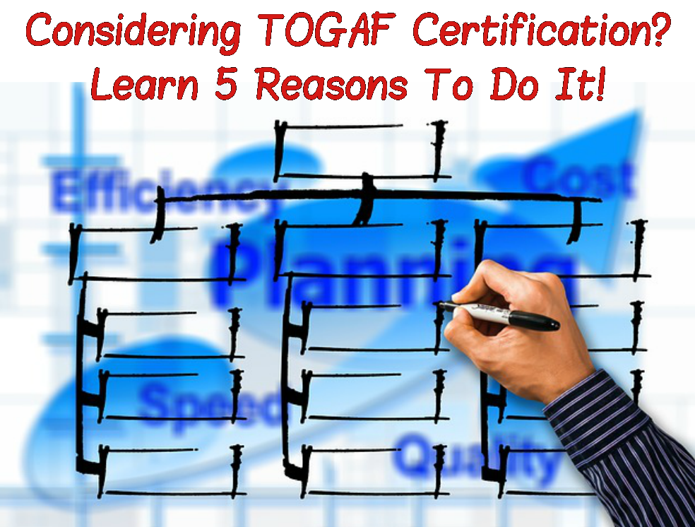 My Learning Cube Togaf Online Training And Certification