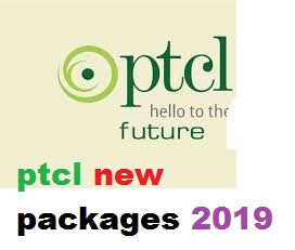 PTCL new Internet Packages and Prices 2019