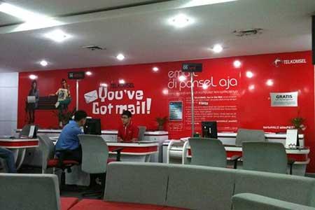 Alamat & Nomor Telepon GraPARI Telkomsel Jakarta Timur