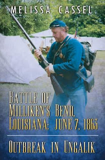Battle of Milliken's Bend Louisiana: June 7, 1863 by Melissa Cassel