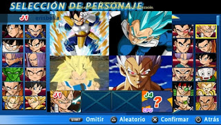 DESCARGA! ISO CROSSOVER DBZ TTT MOD CON MENÚ [FOR ANDROID Y PC PPSSPP]+DOWNLOAD