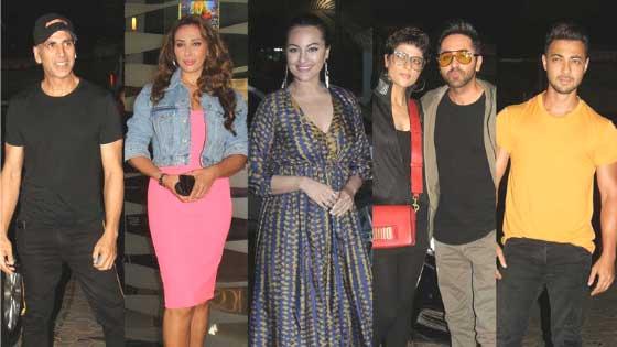 Khandani Shafakhana: Screening Held For Dear Ones