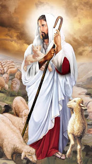 Catholic Mass Reading: Monday, 4 May 2020 - Jesus the good Shepherd