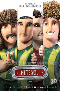 Metegol (2013) [Latino] [Hazroah]