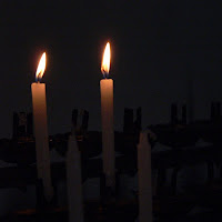 two candles copyright kery dexter