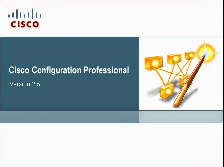 Free download Cisco Configuration Professional (CCP) 2.5 installer