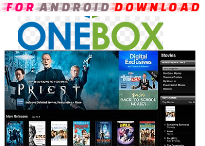 Download Android OneBoxMovie Apk For Android - Watch Free Movies on Android