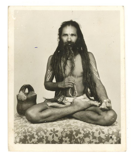 Indian Holy Men (Sadhu)