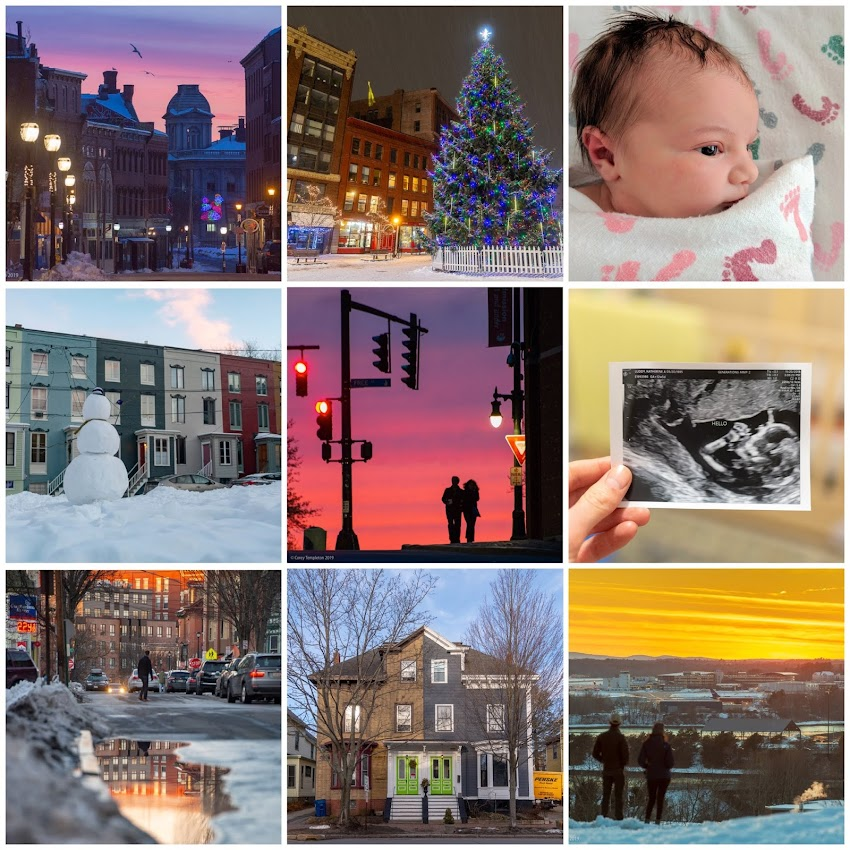 """Per the robots at Instagram, these are my """"Top 9"""" photos of 2019. It's been a great year! Thanks for following along."""