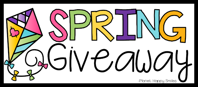 Planet Happy Smiles Spring Giveaway
