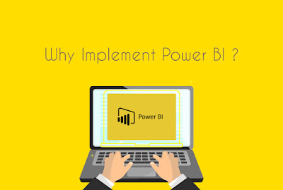Power BI Implementation PsiberTech Solutions