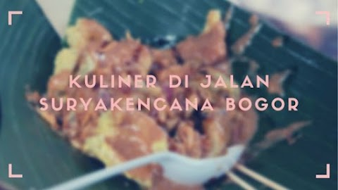 Kulineran di Jalan Suryakencana Bogor