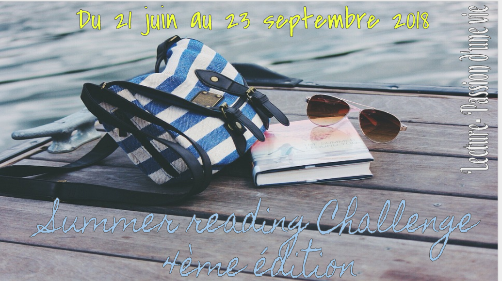 Summer Reading Challenge #4